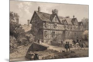 Pitchford Hall, Shropshire by Frederick William Hulme