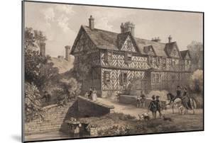 Pitchford Hall, Shropshire by Frederick William Hulme