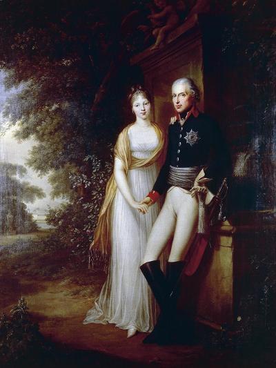 Frederick William III of Prussia--Giclee Print