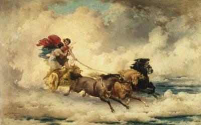 Apollo in the Chariot of the Sun