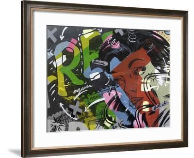 Free Again-Dan Monteavaro-Framed Giclee Print