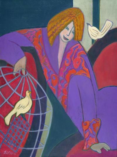 Free as a Bird, 2003-04-Jeanette Lassen-Giclee Print