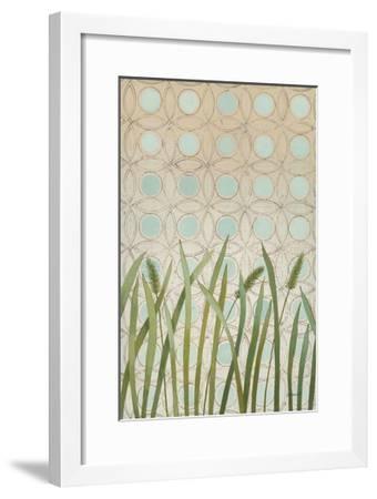 Free as a Bird Pattern I-Kathrine Lovell-Framed Art Print
