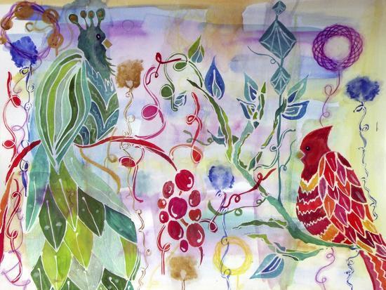 Free as a Bird-Lauren Moss-Giclee Print