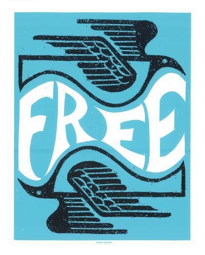 Free Birds-Print Mafia-Serigraph