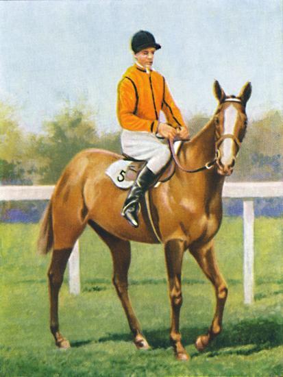 Free Fare, Jockey: B. Hobbs', 1939-Unknown-Giclee Print
