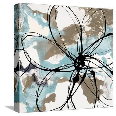 Free Flow I-Natasha Barnes-Stretched Canvas Print