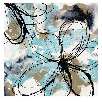 Free Flow II-Natasha Barnes-Art Print