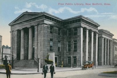Free Public Library, New Bedford