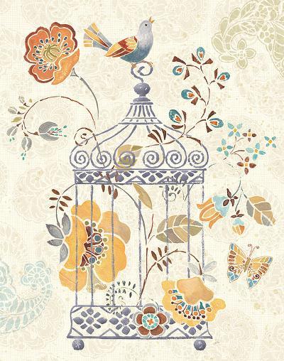 Free Spirit II-Daphne Brissonnet-Art Print