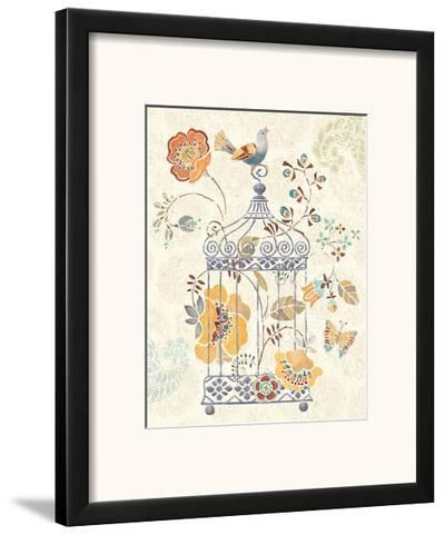 Free Spirit II-Daphne Brissonnet-Framed Art Print