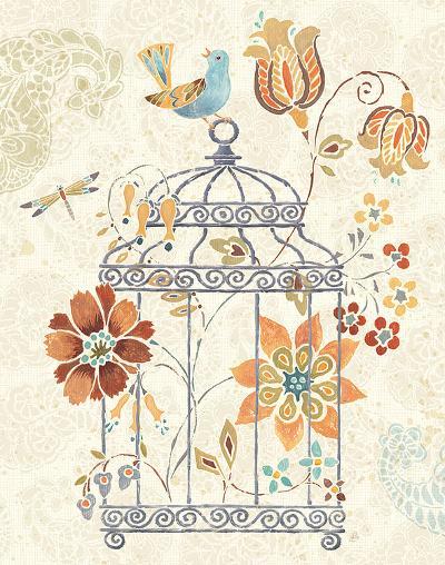Free Spirit III-Daphne Brissonnet-Art Print
