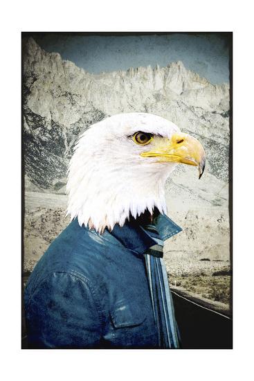 Free Spirit-GI ArtLab-Premium Giclee Print