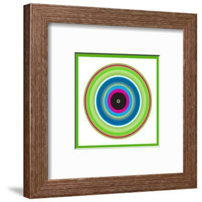 Freedom Meson--Framed Art Print