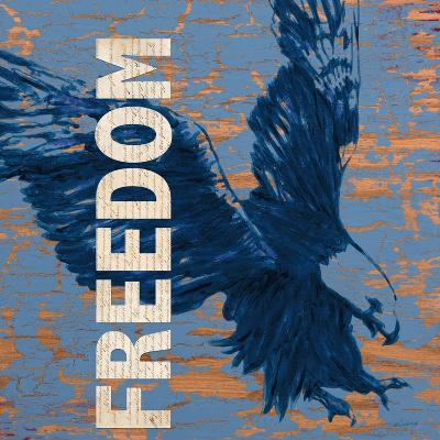 Freedom Reigns-Morgan Yamada-Art Print
