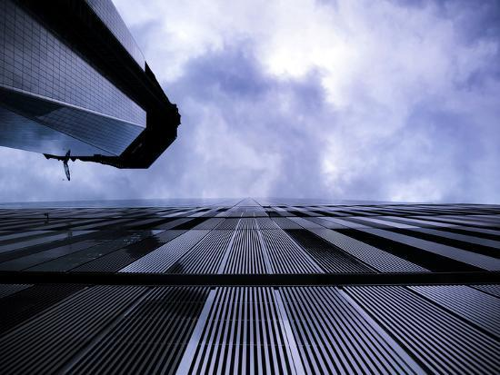 Freedom Tower and Wtc 7, Manhattan, New York City-Sabine Jacobs-Photographic Print