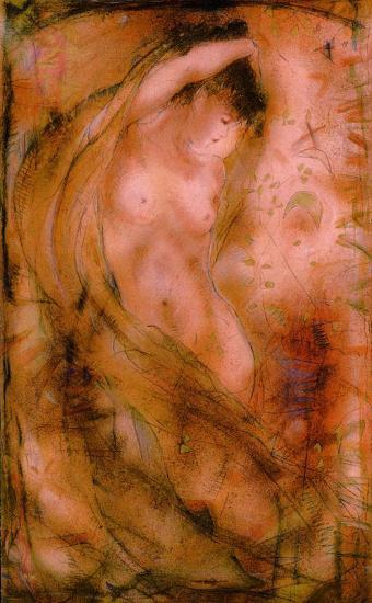 Freedom Within, c.2000-Janet Treby-Limited Edition