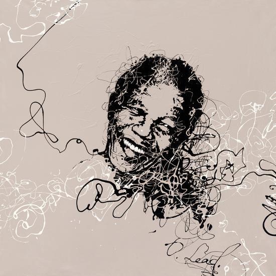 Freedom-Oksana Leadbitter-Giclee Print