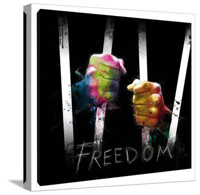 Freedom-Patrice Murciano-Gallery Wrapped Canvas