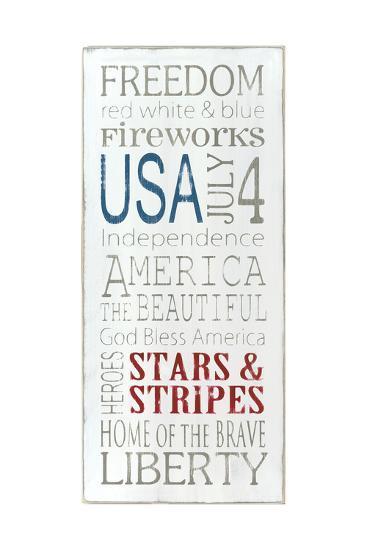 Freedom-Holly Stadler-Art Print