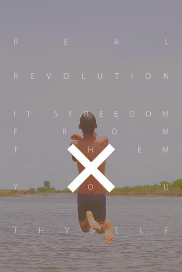 Freedom--Art Print