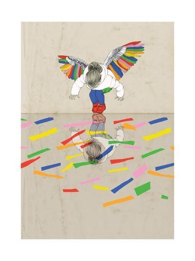 Freedom-Sara Netherway-Giclee Print