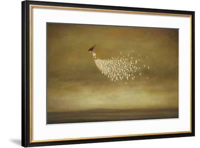 Freeform-Duy Huynh-Framed Art Print