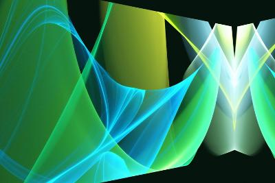 Freeforming-Alan Hausenflock-Photographic Print