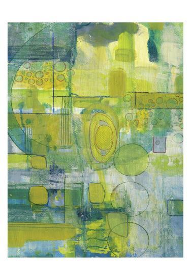 Freestyle Limes-Smith Haynes-Art Print