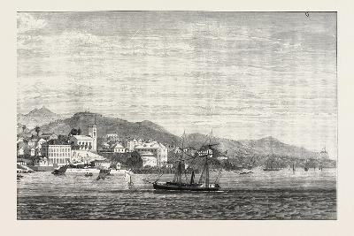 Freetown, Sierra Leone, 1874--Giclee Print