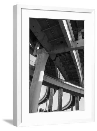 Freeways 3-Moises Levy-Framed Giclee Print