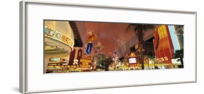 Fremont Street Experience Las Vegas Nv, USA
