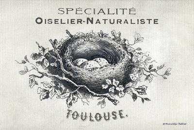 French Bird Nest II-Gwendolyn Babbitt-Art Print
