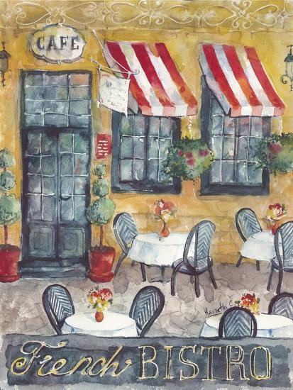 French Bistro-Marietta Cohen Art and Design-Giclee Print