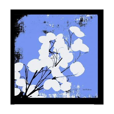 French Blue Money Art-Herb Dickinson-Art Print