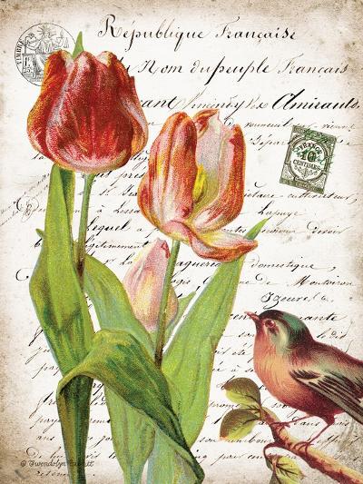 French Botanical II-Gwendolyn Babbitt-Art Print