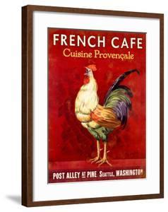 French Cafe, Seattle, Washington