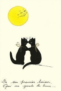 French Cat Romance