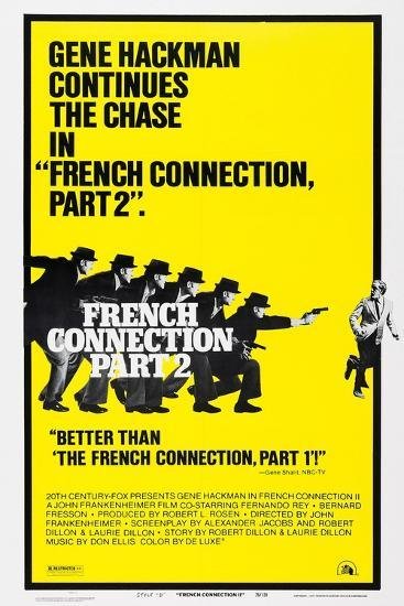 French Connection II, 1975--Art Print