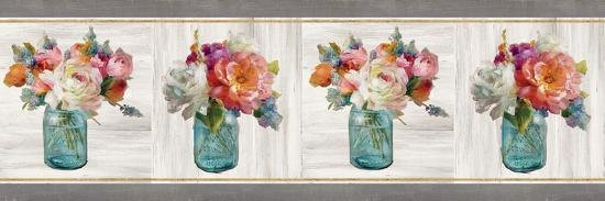 French Cottage Bouquet IV-Danhui Nai-Art Print