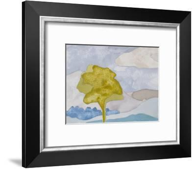 French Countryside III-Rob Delamater-Framed Art Print