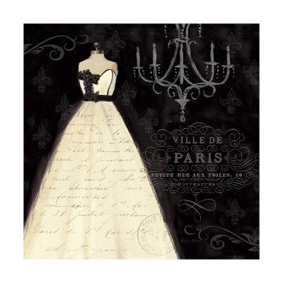 French Couture I-Emily Adams-Art Print