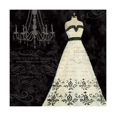 French Couture II-Emily Adams-Art Print