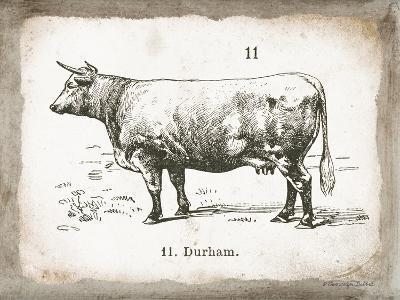 French Cow II-Gwendolyn Babbitt-Art Print