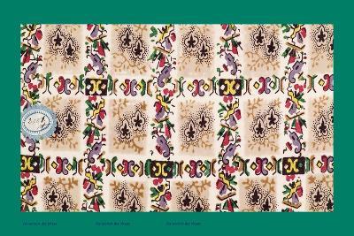 French Fabrics, 1800-50--Giclee Print