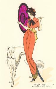 French Fashion, Borzoi