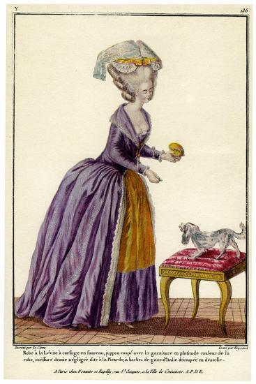 French Fashion During the Reign of Louis XVI, 1938--Giclee Print