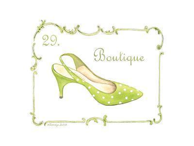French Fashion III-Gwendolyn Babbitt-Art Print