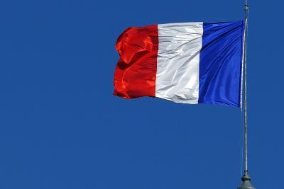 French Flag-Hans Peter Merten-Photographic Print