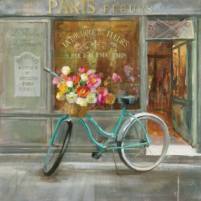 French Flowershop-Danhui Nai-Art Print